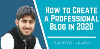 How-to-Create-a-Professional-Blog-in-2020